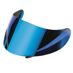 AGV VISOR K6-MPLK - IRIDIUM BLUE