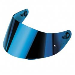 AGV VISOR K5 S/K3 SV (XS-S-MS)-MPLK - IRIDIUM BLUE