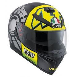 Kask Motocyklowy AGV K3 SV - WINTER TEST 2012