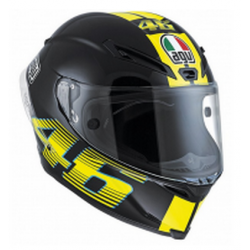 CORSA R AGV E2205 TOP PLK - V46 MATT BLACK