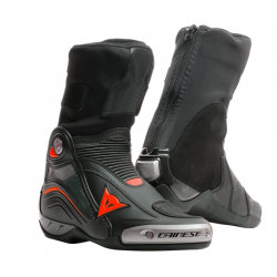 AXIAL D1 BOOTS - BLACK/RED-FLUO