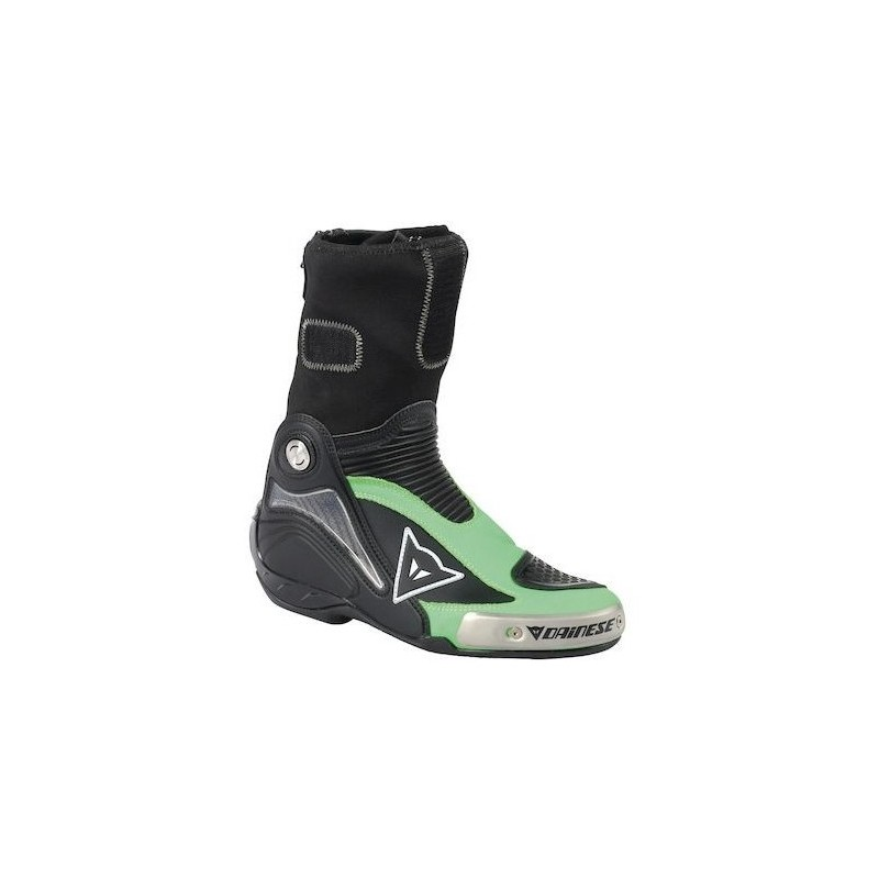 R AXIAL PRO IN BOOTS - BLACK/FLUO-GREEN