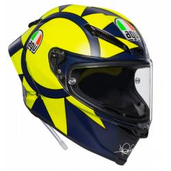 PISTA GP R AGV E2205 TOP PLK - SOLELUNA 2018