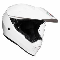 AX9 AGV E2205 SOLID PLK - WHITE
