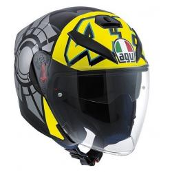 AGV K-5 JET AGV E2205 TOP - WINTER TEST 2012