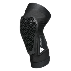 TRAIL SKINS PRO KNEE GUARDS - BLACK