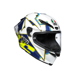 PISTA GP RR AGV ECE-DOT LIM.ED. MPLK - WORLD...