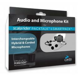 SCALA RIDER AUDIO KIT PACKTALK/SMARTPACK zestaw...