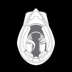 AGV CROWN PAD AX9 - NEUTRAL