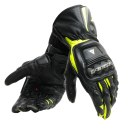 STEEL-PRO GLOVES - BLACK/FLUO-YELLOW