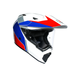 AX9 AGV E2205 MULTI MPLK - ATLANTE WHITE/BLUE/RED