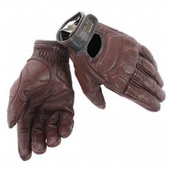 BLACKJACK UNISEX GLOVES - DARK BROWN