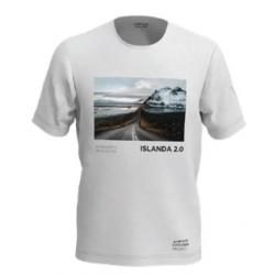 ADVENTURE DREAM T-SHIRT - WHITE/BLACK