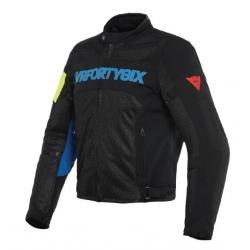 VR46 GRID AIR TEX JACKET -...