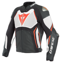 TUONO D-AIR PERF. LEATHER JACKET -...