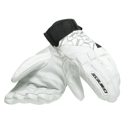 HP GLOVES WMN - LILY-WHITE/STRETCH-LIMO