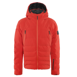 SKI DOWNJACKET SPORT - HIGH-RISK-RED