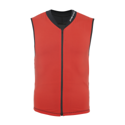SCARABEO VEST - HIGH-RISK-RED/STRETCH-LIMO