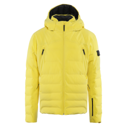 SKI DOWNJACKET SPORT - VIBRANT-YELLOW