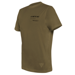 ADVENTURE LONG T-SHIRT - MILITARY-OLIVE/BLACK