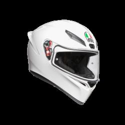 Kask Motocyklowy AGV K1 - WHITE