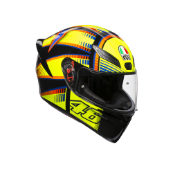 Kask Motocyklowy AGV K1 - SOLELUNA 2015