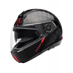 Kask Schuberth C4 PRO Carbon - Fusion Red