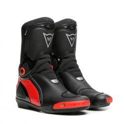 SPORT MASTER GORE-TEX BOOTS - BLACK/LAVA-RED