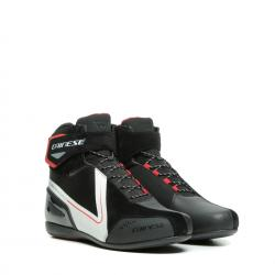 ENERGYCA D-WP SHOES - BLACK/WHITE/LAVA-RED