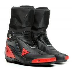 AXIAL GORE-TEX BOOTS - BLACK/LAVA-RED