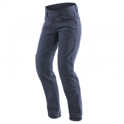 CASUAL SLIM LADY TEX PANTS - BLUE