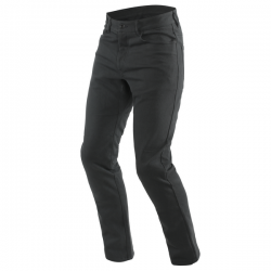 CLASSIC SLIM TEX PANTS - BLACK