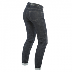 DENIM SLIM LADY TEX PANTS - BLUE