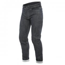 DENIM SLIM TEX PANTS - BLUE