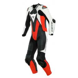 LAGUNA SECA 5 1PC LEATHER SUIT PERF. -...