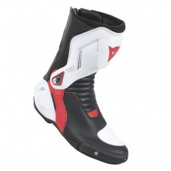 NEXUS BOOTS - BLACK/WHITE/LAVA-RED