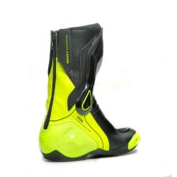NEXUS 2 D-WP BOOTS - BLACK/FLUO-YELLOW