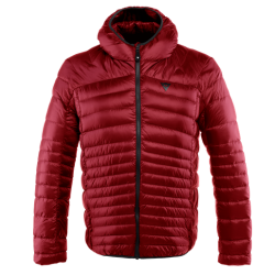 PACKABLE DOWNJACKET MAN - CHILI-PEPPER