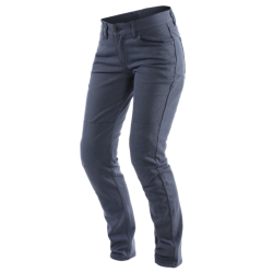 CLASSIC SLIM LADY TEX PANTS - BLUE