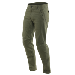 CHINOS TEX PANTS - OLIVE