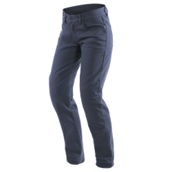 CHINOS LADY TEX PANTS - BLUE