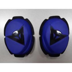 Slidery Dainese PISTA KNEE SLIDER - BLUE/BLACK