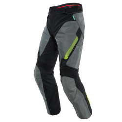 SOLARYS TEX PANTS - BLACK/ANTHRACITE/FLUO-YELLOW