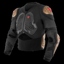 Zbroja Dainese MX1 Safety Jacket Złota