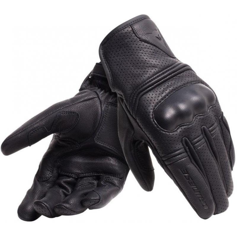 Rękawice Motocyklowe Dainese CORBIN AIR UNISEX GLOVES - BLACK