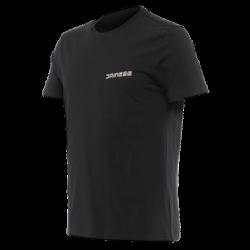 Koszulka Dainese HATCH T-SHIRT - BLACK/WHITE
