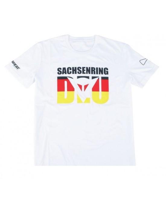 SACHSENRING D1 T-SHIRT - WHITE