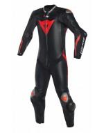 MUGELLO R D-AIR - BLACK/BLACK/FLUO-RED